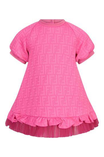 코튼 드레스