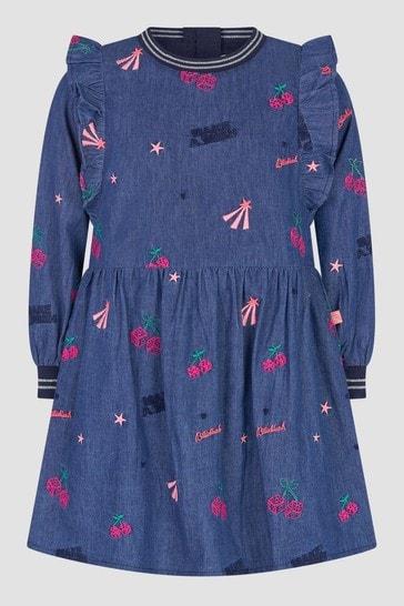 Girls Blue Dress