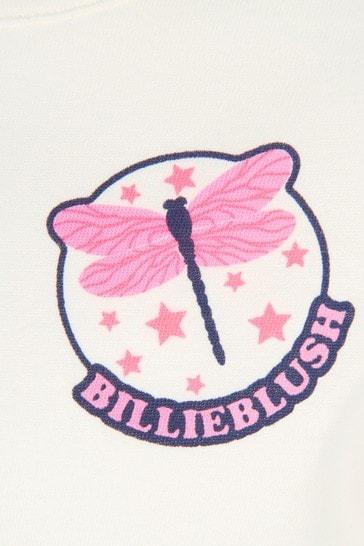 Billieblush Girls Cream Dress