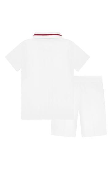 White Cotton Set