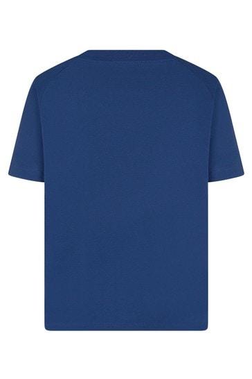 Girls Blue T-Shirt