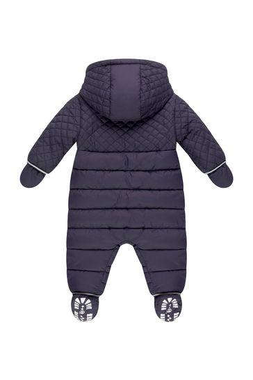 Boys Blue Snowsuit