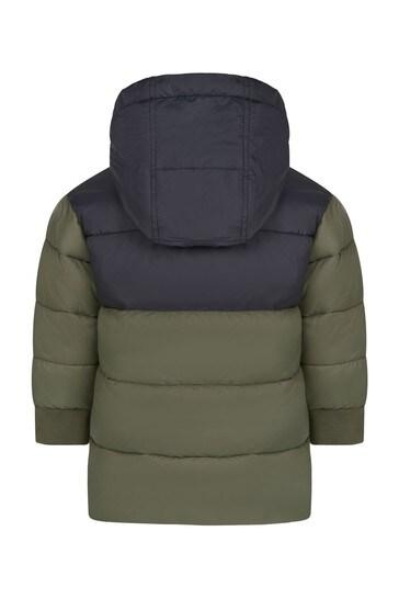 Baby Boys Khaki Jacket