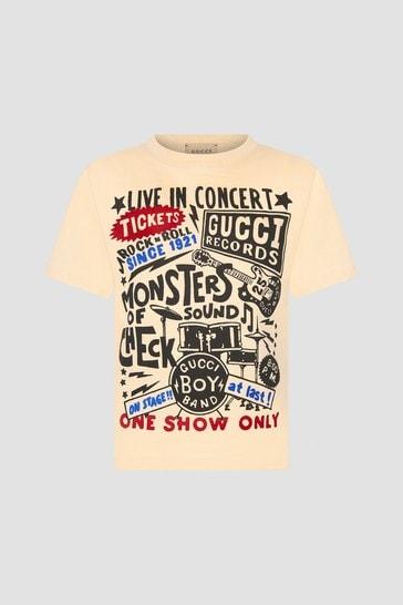 Kids Cream T-Shirt
