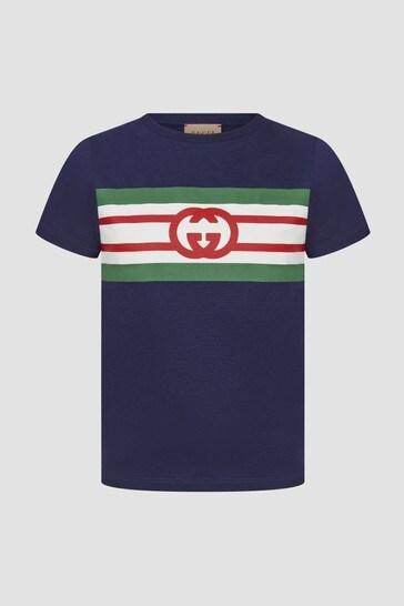 Kids Navy T-Shirt
