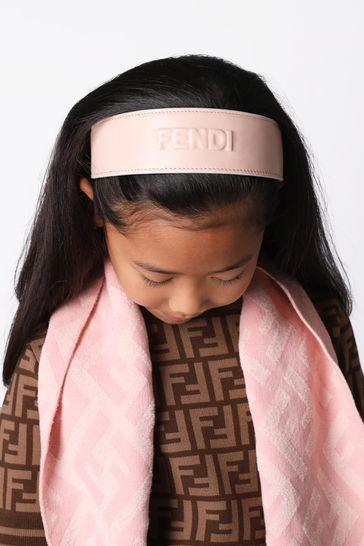 Girls Pink Hairband