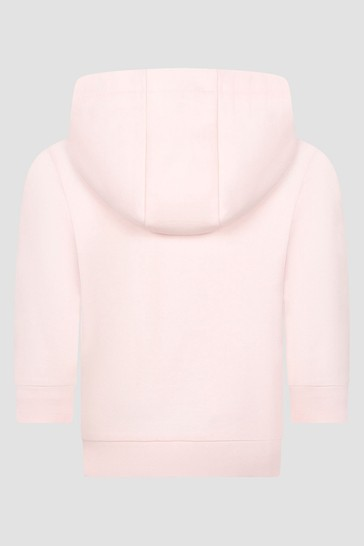 Baby Boys Pink Sweat Top