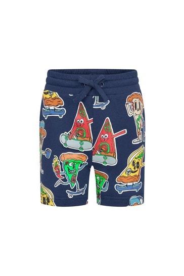 Navy Shorts