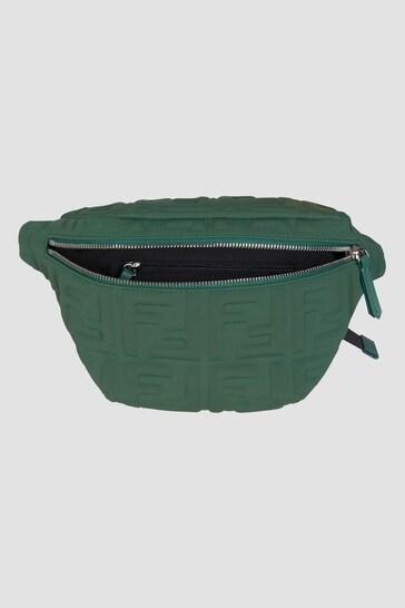 Unisex Green Bag