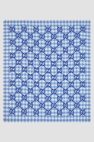 Baby Boys Blue Blanket