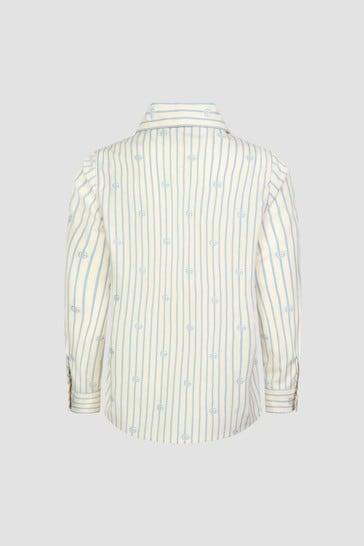 Baby Boys White Shirt