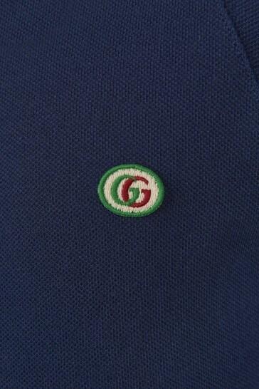 Boys Navy Polo Shirt