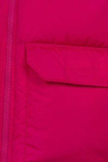 Girls Fuchsia Jacket