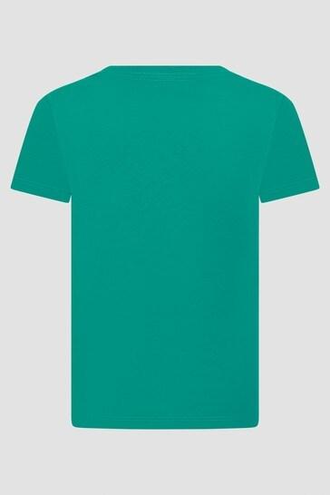 Boys Green T-Shirt