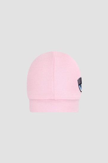 Baby Girls Pink Hat