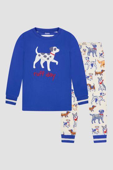 Boys Blue Pyjamas