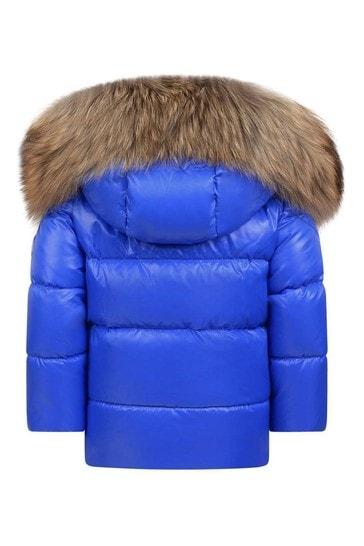 Baby Boys Royal Down Padded K2 Jacket
