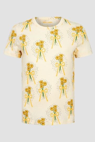 Girls Yellow T-Shirt