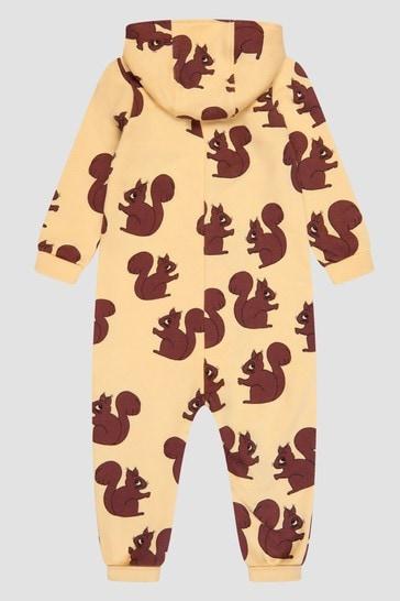 Baby Yellow Rompersuit