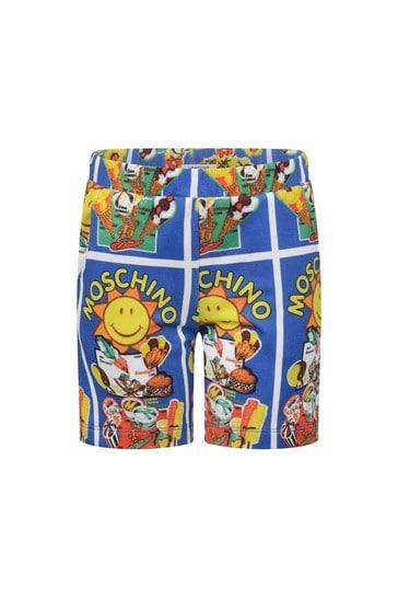 Boys Summertime Shorts