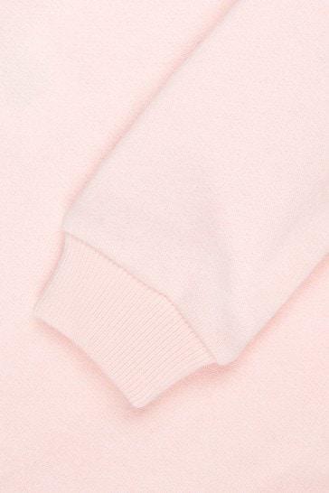 Baby Girls Pink Rompersuit