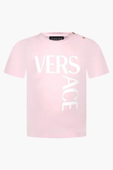 Baby Girls Pink T-Shirt