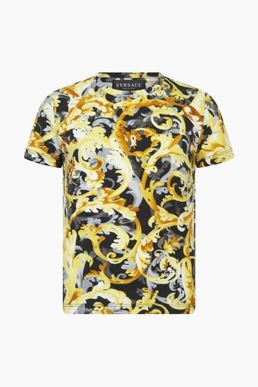 Unisex Yellow T-Shirt