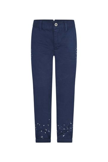 Boys Chino Trousers
