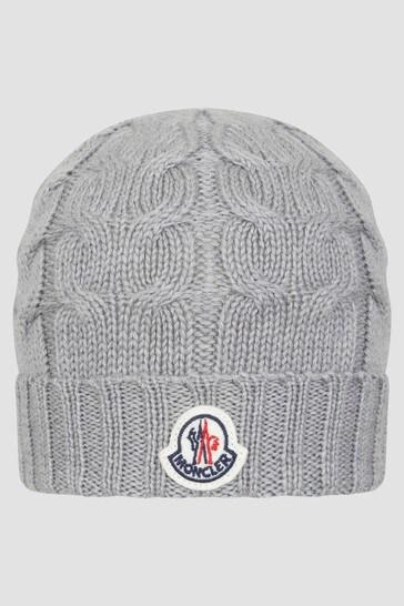 Boys Grey Hat