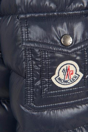 Boys Navy New Byron Jacket