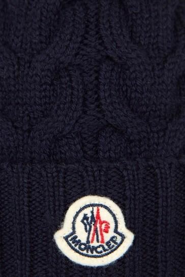 Boys Navy Hat