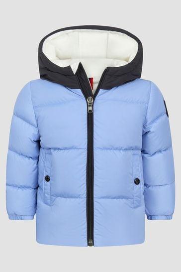 Baby Boys Blue Araldo Jacket