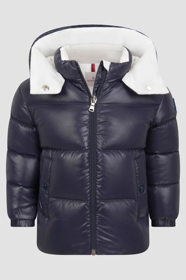 Baby Girls Navy Selen Jacket