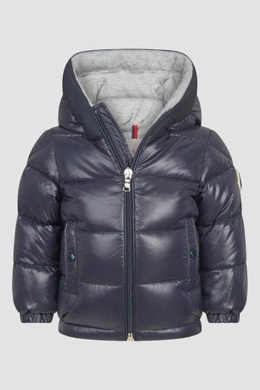 Baby Boys Navy Salzman Jacket