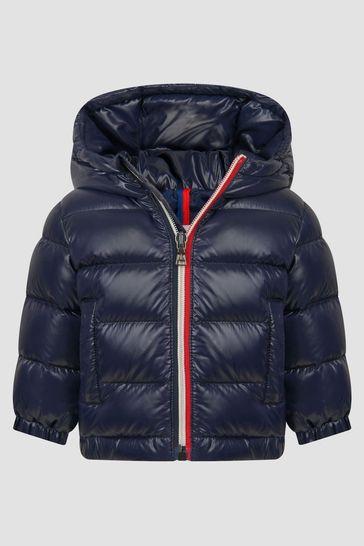 Baby Boys Navy New Aubert Jacket