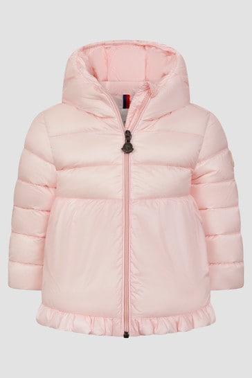 Baby Girls Pink Odile Jacket