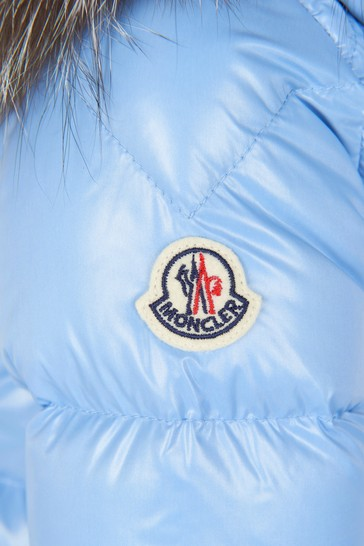 Baby Blue K2 Jacket