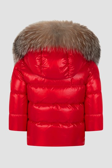 Baby Red K2 Jacket