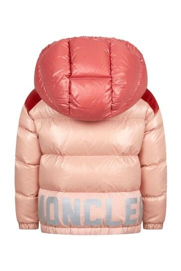 Girls Pink Chouelle Jacket