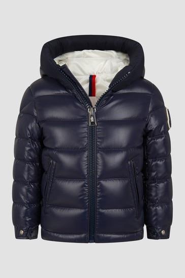 Boys Navy Salzman Jacket