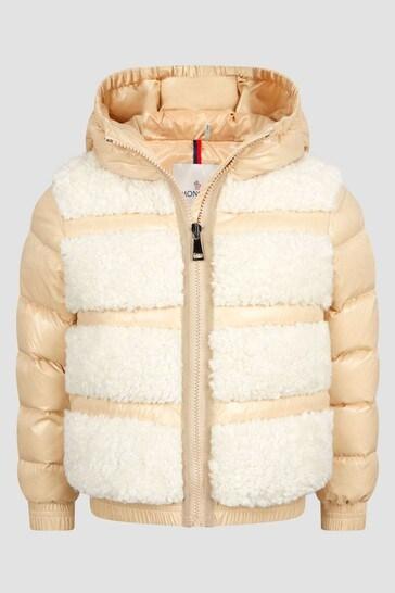 Girls Beige Gentiane Jacket