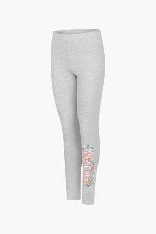 Girls Grey Leggings