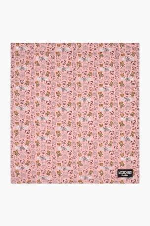 Baby Girls Pink Blanket