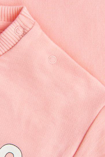 Baby Girls Pink Dress