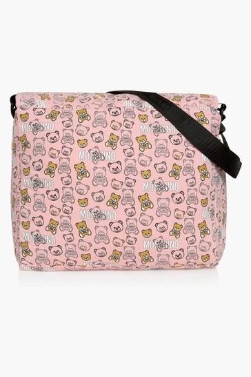 Baby Girls Pink Changing Bag