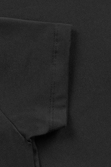 Girls Black T-Shirt