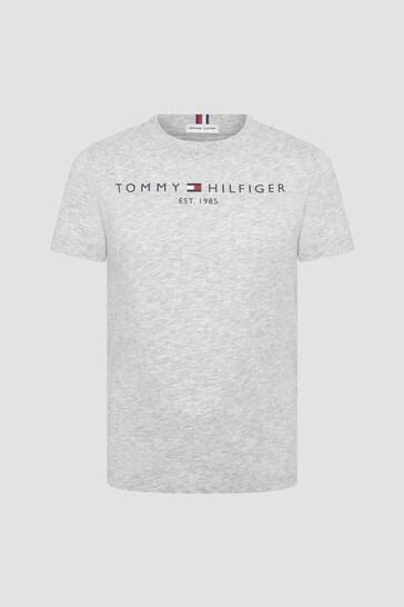 Tommy Hilfiger Boys Grey T-Shirt