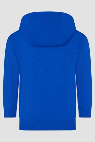 Boys Blue Sweat Top