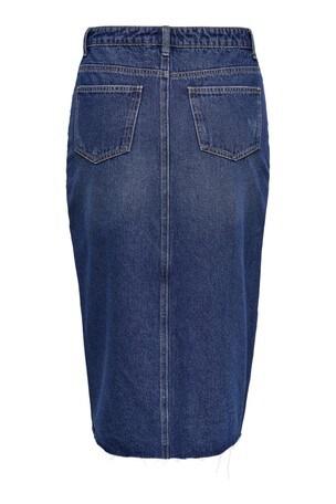dfcbe260f Buy Only Slit Long Denim Skirt from Next Oman
