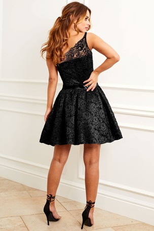 Buy Sistaglam Sweetheart Lace Skater Dress from the Next UK online shop 08e706d07